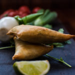 Indische Küche mit Einflüssen anderer Länder